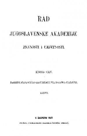 Knj. 37(1893) : RAD