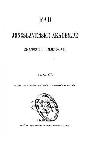 Knj. 32(1891) : RAD