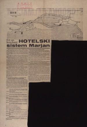 Hotelski sistem Marjan : Slobodna Dalmacija