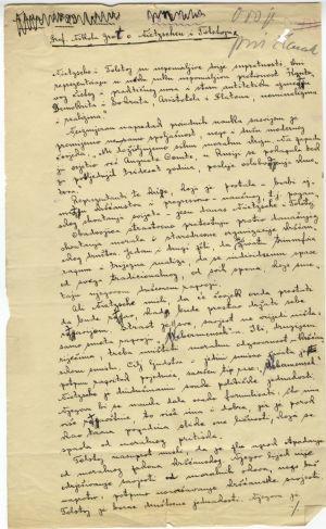 Prof. Nikola Grot o Nietzscheu i Tolstoju