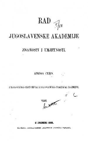 Knj. 43(1895) : RAD