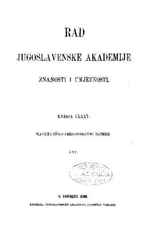 Knj. 25(1898) : RAD