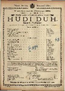 Hudi duh (Lumpacius Vagabundus) Gluma s pjevanjem u 3 čina i pedigreom / od Nestroy-a
