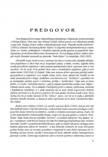 Kijevo : narodni život i tradicijska kultura : Zbornik za narodni život i običaje