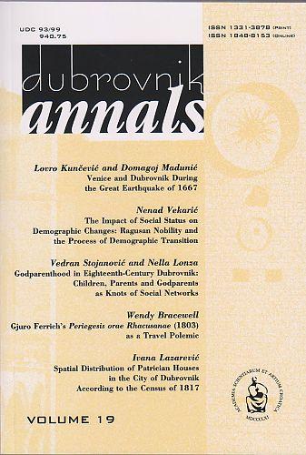 Dubrovnik Annals