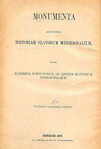 Knj. 9 : Od godine 1423 do 1452 : Monumenta spectantia historiam Slavorum meridionalium