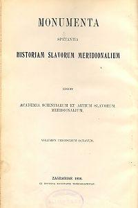 Knj. 2 : Od godine 1531. do godine 1540. : Monumenta spectantia historiam Slavorum meridionalium