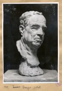 Radauš, Vanja (1906-1975) : Portret Mirka Breyera