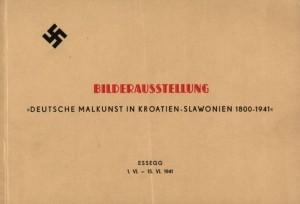 Bilderausstellung - Deutsche Malkunst in Kroatien-Slawonien 1800-1941