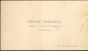 Desire Berniaux