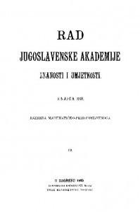 Knj. 69(1925) : RAD
