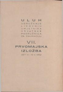 VII. prvomajska izložba