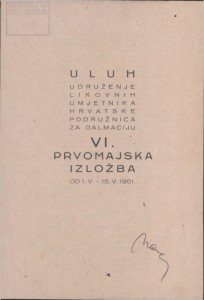 VI. prvomajska izložba