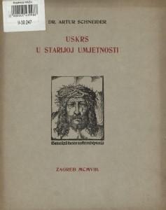 Uskrs u starijoj umjetnosti : Hemeroteka i katalozi Strossmayerove galerije