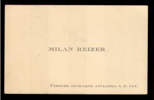 Milan Reizer