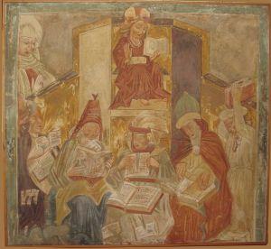 Isus u Hramu Vincent iz Kastva