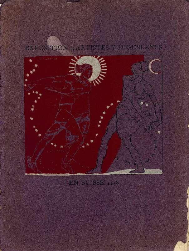 Exposition d'artistes Yougoslaves en Suisse 1918