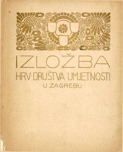 Izložba Hrv. društva umjetnosti u Zagrebu