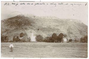 Pogled na selo Smiljan [Simonović, Radivoj (1858-1950) ]