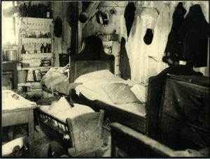 Sirotinjska soba u Zagrebu 1924. godine