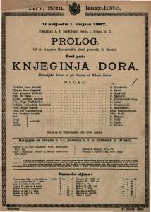 Prolog od dr. Augusta Harambašića