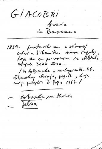 Giacobbi braća iz Bassana