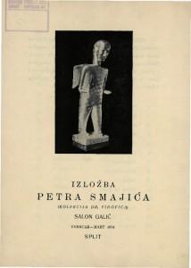 Izložba Petra Smajića (kolekcija dr. Vidovića)