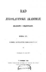 Knj. 61(1916) : RAD