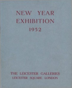 New Year Exhibition 1952