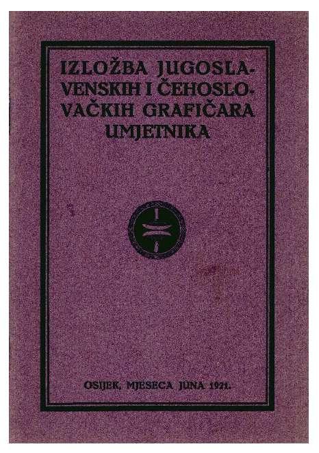 Izložba jugoslavenskih i čehoslovačkih grafičara umjetnika