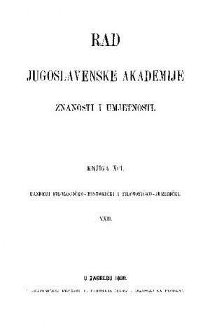 Knj. 22(1888) : RAD