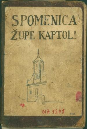 Spomenica župe Kaptol