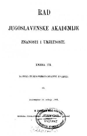 Knj. 43(1908) : RAD