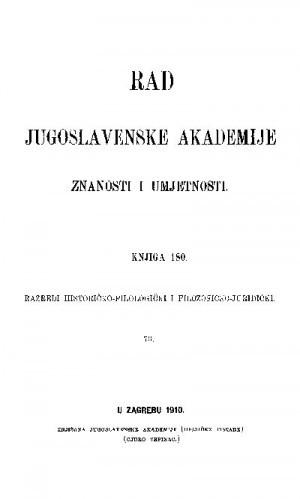 Knj. 73(1910) : RAD