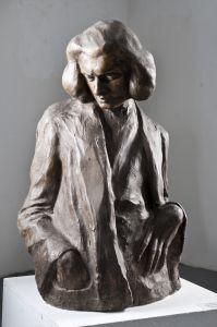 Portret Tomislava Krizmana Ivan Meštrović