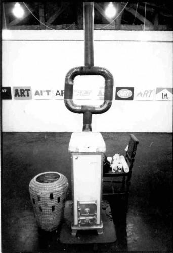 Bućan, Boris (1947-3-15) : Izložba Bućan-Art, Galerija Studentskog centra, 9.- 24. veljače 1973 [Midžić, Enes  ]