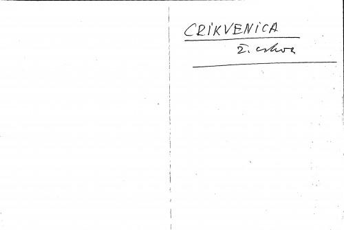 Crikvenica ž. crkva