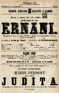 Ernani : romantična opera u 4 čina