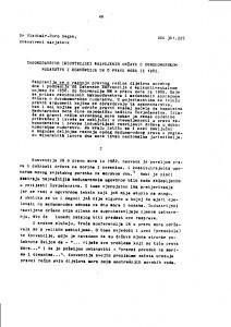 Zakonodavstvo industrijski razvijenih država o dubokomorskom rudarstvu i Konvencija UN o pravu mora iz 1982.