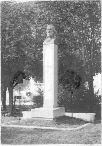 Valdec, Rudolf (1872-1929) : Spomenik Antunu Nemčiću u Križevcima