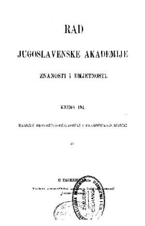 Knj. 81(1912) : RAD