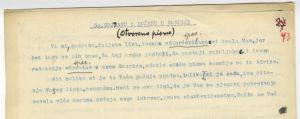 Gg. Gojtanu i Došenu u Gospiću (Otvoreno pismo)