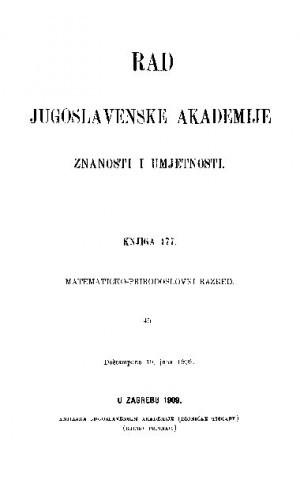 Knj. 45(1909) : RAD