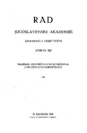 Knj. 119(1938) : RAD