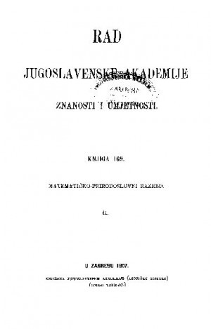 Knj. 41(1907) : RAD