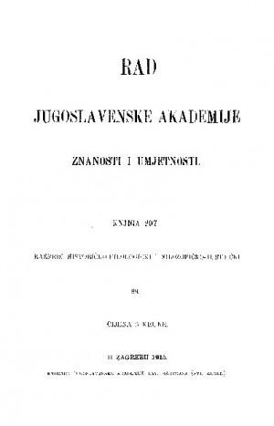 Knj. 89(1915) : RAD