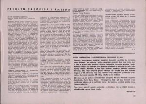 """""""Naše građevinarstvo"""". Službeni organ Ministarstva građevina FNRJ : Arhitektura"""