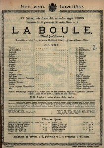 Grijalica : Komedija u četiri čina / napisao Henry Meilhac i Ludovic Halévy