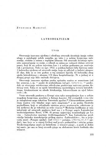 Latrodektizam