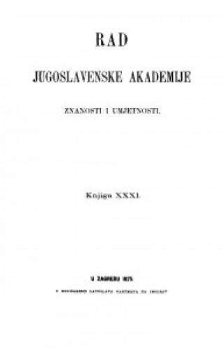Knj. 31(1875) : RAD
